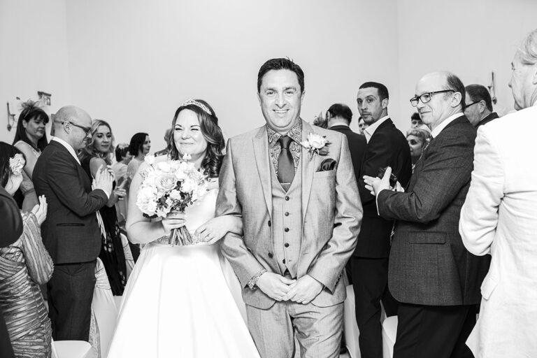 Informal wedding at The Manor, Bickley // Jan & John
