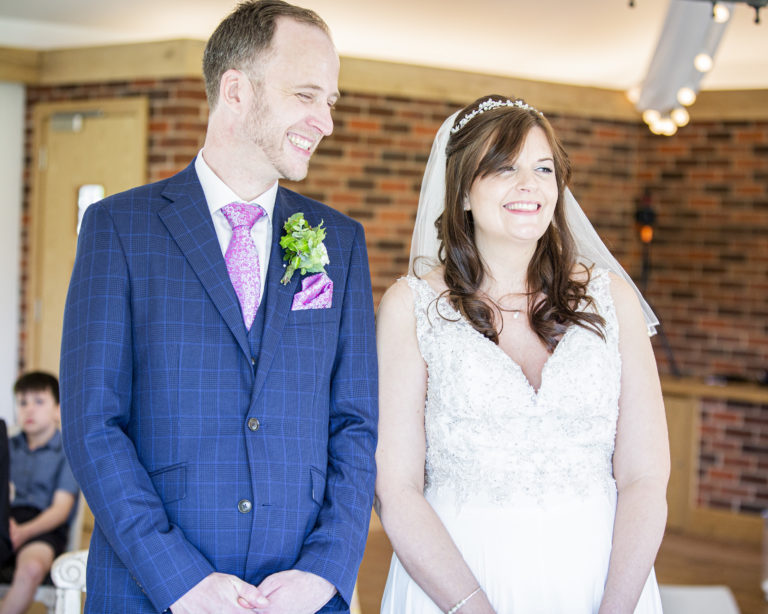 Claire & James Wedding